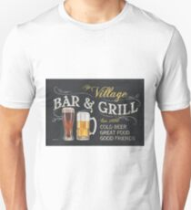Bar and Grill T-Shirt