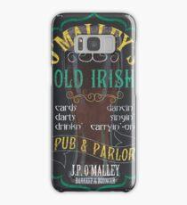 O'Malley's Irish Pub Samsung Galaxy Case/Skin