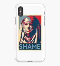 Shame iPhone Case/Skin