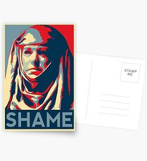 Shame Postcards