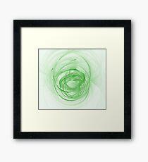 Fractal 19 - Easterly Love Framed Print