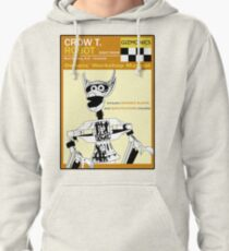 Crow T. Robot Owners Manual  Pullover Hoodie