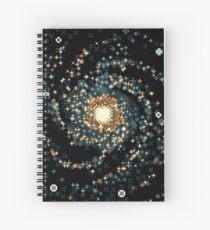 Cuaderno de espiral Messier 101 (8 bits)