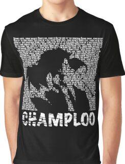 Samurai Champloo - BATTLECRY Graphic T-Shirt