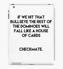 Checkmate - Futurama iPad Case/Skin
