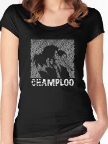 Samurai Champloo - BATTLECRY Women's Fitted Scoop T-Shirt