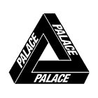 Palace Logo T-Shirt by dirtyskechers