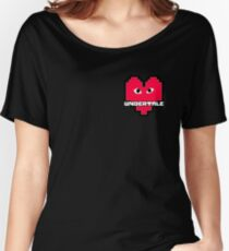 COMME*UNDERTALE Women's Relaxed Fit T-Shirt