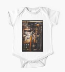 Steampunk - Plumbing - Pipes Kids Clothes