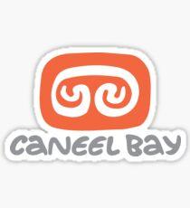 Caneel Bay, US Virgin Islands St. John Sticker