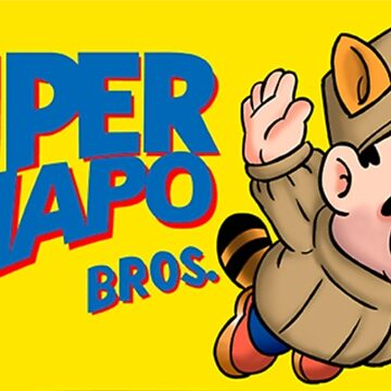 Super Chapo Bros by FinesseApparel
