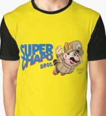 Super Chapo Bros Graphic T-Shirt
