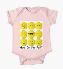 'How Do You Feel?' by Customize My Minifig  Kids Clothes