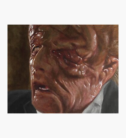 Commander John Forrester, Scanners 2 Photographic Print