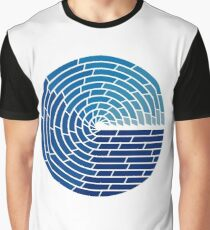 Almighty Ocean Graphic T-Shirt