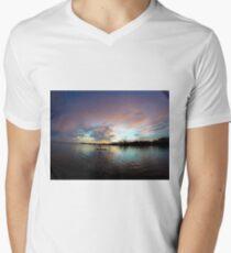 Perfect Evening Men's V-Neck T-Shirt