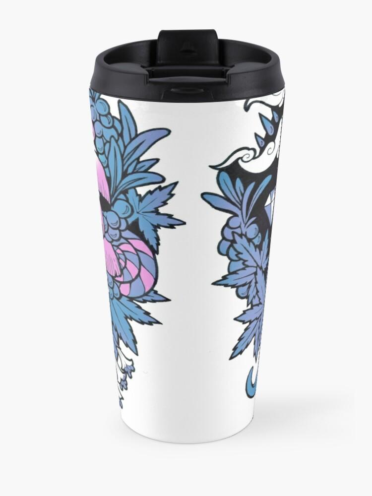 Alternate view of - Magical Unicorn - Travel Mug