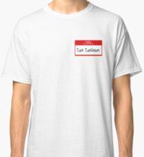 Türk Turkleton - Scrubs Classic T-Shirt