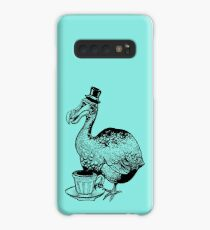 Teatime for Sir Dodo Case/Skin for Samsung Galaxy