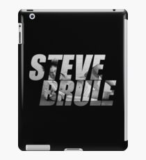 steve brule iPad Case/Skin