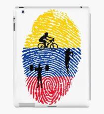 ORO COLOMBIA iPad Case/Skin