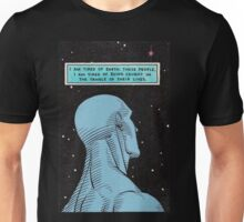 Dr. Manhattan // WATCHMEN Unisex T-Shirt