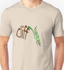 CLIFF-HANGER Unisex T-Shirt