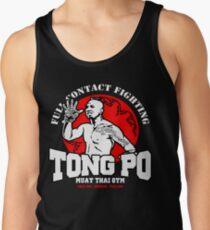 NEW TONG PO MUAY THAI FIGHTER VILLAIN KICKBOXER VAN DAMME MOVIE Tank Top