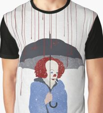 Murder Clown Graphic T-Shirt