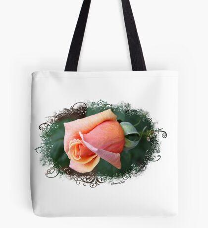 A Dream of a Rosebud Tote Bag