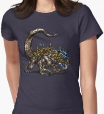 Final Fantasy VI - Atma Weapon Womens Fitted T-Shirt