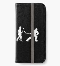 Ice Hockey Evolution iPhone Wallet/Case/Skin