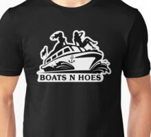 Step Brothers Boats and Hoes Unisex T-Shirt