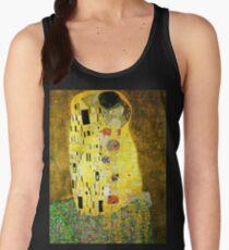 The Kiss by Gustav Klimt Women's Tank Top