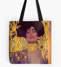 Judith by Gustav Klimt Tote Bag
