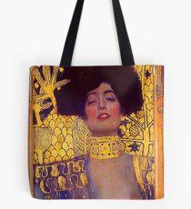 Judith by Gustav Klimt Tote Bag