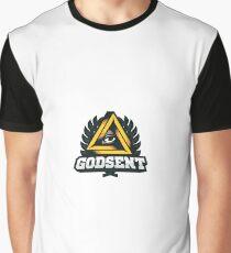 GODSENT Graphic T-Shirt