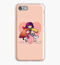 PowerPuff iPhone Case/Skin