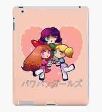 PowerPuff iPad Case/Skin