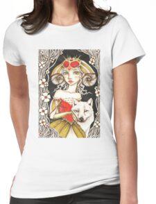 Werewolf Queen Womens Fitted T-Shirt