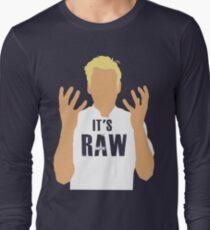 Gordon Ramsay -It's RAW! Long Sleeve T-Shirt