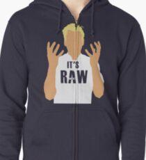 Gordon Ramsay -It's RAW! Zipped Hoodie