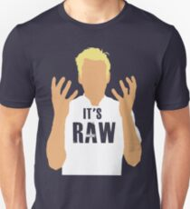 Gordon Ramsay -It's RAW! T-Shirt
