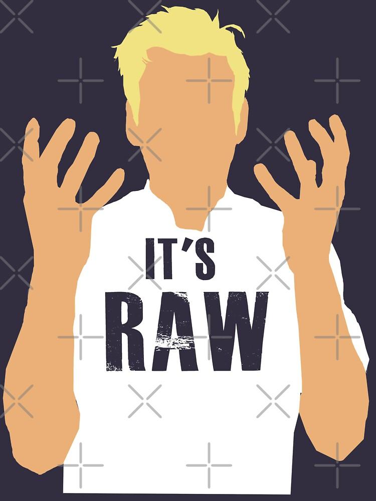Gordon Ramsay - Es ist RAW! von kurticide