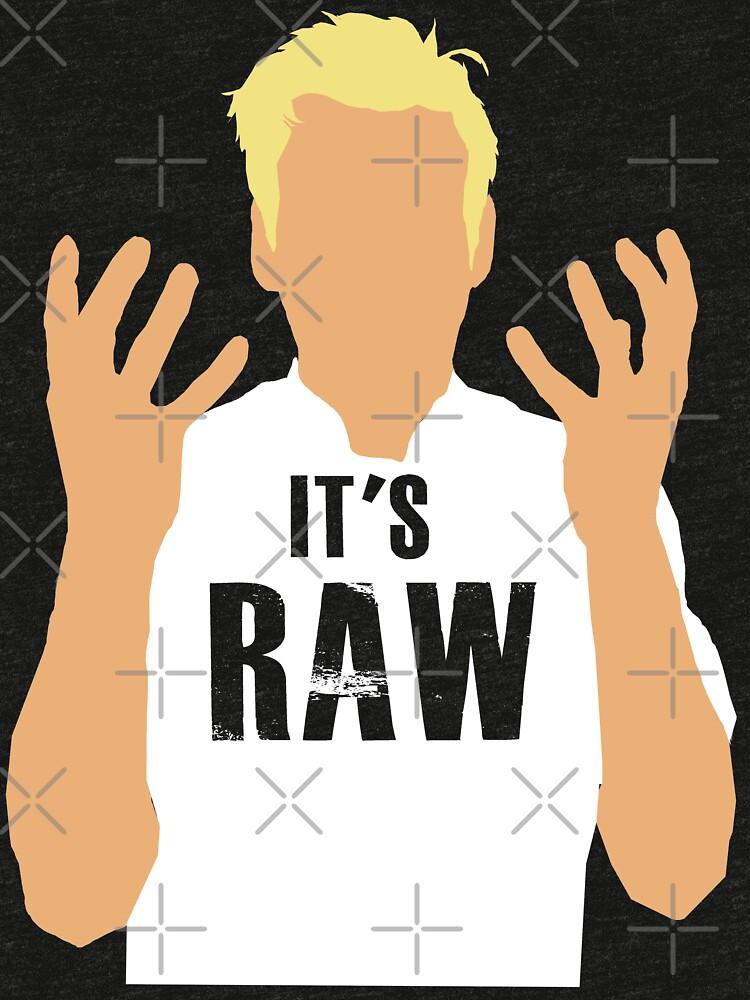 Gordon Ramsay -¡Es RAW! de kurticide