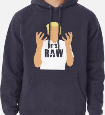 Gordon Ramsay -It's RAW! Pullover Hoodie