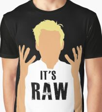 Gordon Ramsay -It's RAW! Graphic T-Shirt