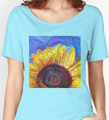 Solar eyelashes Relaxed Fit T-Shirt