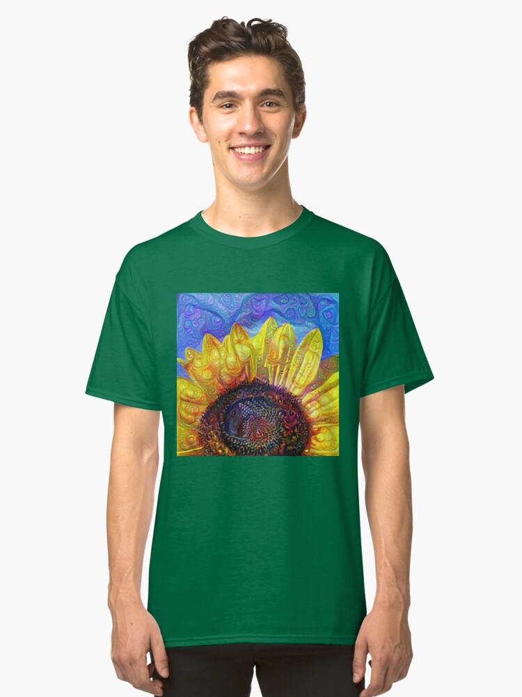 Alternate view of Solar eyelashes Classic T-Shirt