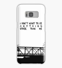 I Don't Want To Be - ONE TREE HILL Samsung Galaxy Case/Skin